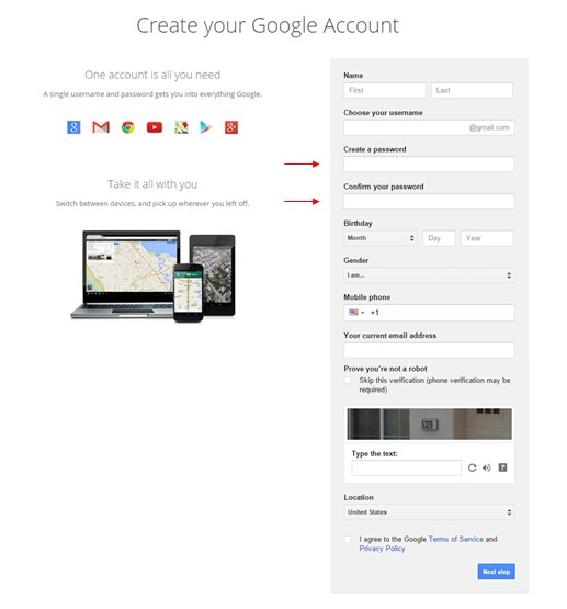 gmail-sign in inbox gmail account